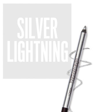 Color of the Day: Silver Lightning