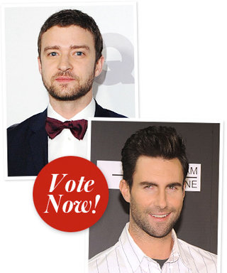 Vote: Would Justin Timberlake or Adam Levine Make the Better Red Carpet Date?