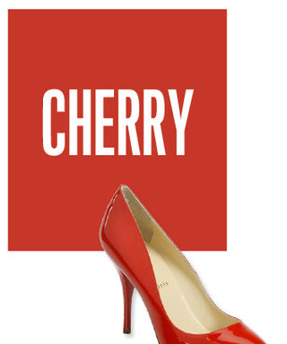 Color of the Day: Cherry