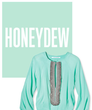 Color of the Day: Honeydew