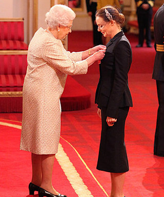 What Stella McCartney Wore to Meet the Queen