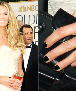 Elle Macpherson's Engagement Ring: A Big Photo for a Big Rock