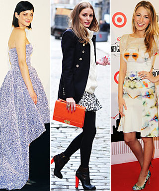 Pick Your Favorite Celebrity Looks of the Week and Make Your Own Fashion A-List!