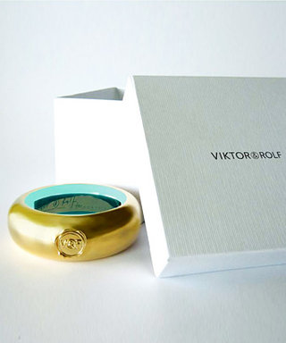 Products With a Purpose: Viktor & Rolf's Bracelet to Benefit the Fifty Nine Foundation