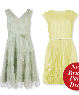 Why It's Good to Be a Bridesmaid Sometimes: Ted Baker's New Program Offers Discounts for Bridal Parties and Groomsmen