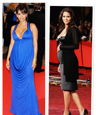 Halle Berry Is Expecting! We Remember Her Gorgeous Maternity Looks