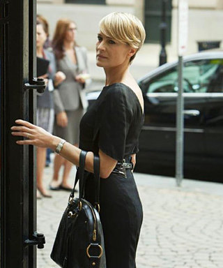 Happy Birthday to House of Cards Actress Robin Wright! We Love Your TV Style