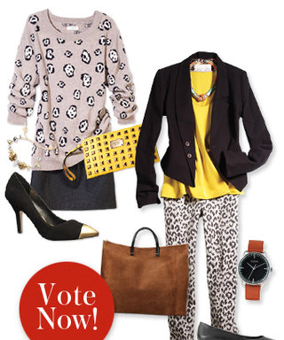 What's Your Go-To Work Look? Vote Now!