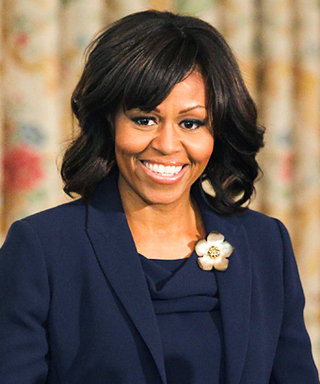 Tips for When You Fall Out of Love with Your Bangs, Like Michelle Obama