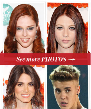 It's Hair Makeover Week! See the New Looks on Justin Bieber, Nikki Reed, Coco Rocha, and Michelle Trachtenberg