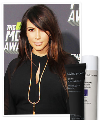 Get the Look: Kim Kardashian's Tousled Layers From the MTV Movie Awards