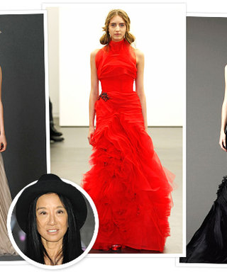 "Vera Wang's Next Bridal Collection Debuts This Week, and She Says It Is ""Very Experimental"""