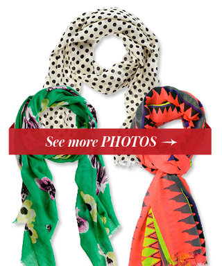 Having a Moment: 7 Spring Scarves to Transform Your Look