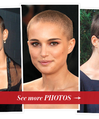 Chopping Spree! See 10 Stars Who Shaved Their Heads to Land Big Movie Roles