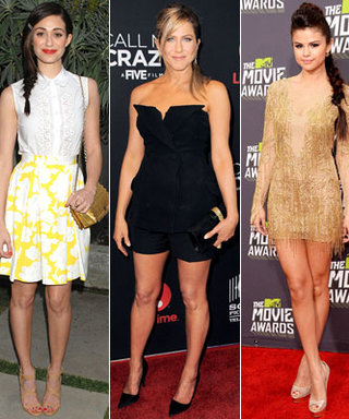 Be a Fashion Editor: Pick Your Favorite Celebrity Looks of the Week!