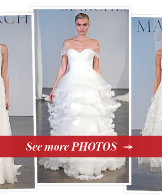 See Marchesa's New Wedding Dress Collection: 17 Princess-Worthy Designs
