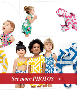 Launch You'll Love: Diane von Furstenberg for GapKids and BabyGap, Available Starting Today!