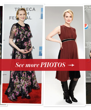 The New Star of the Tribeca Film Festival: Evan Rachel Wood's Baby Bump