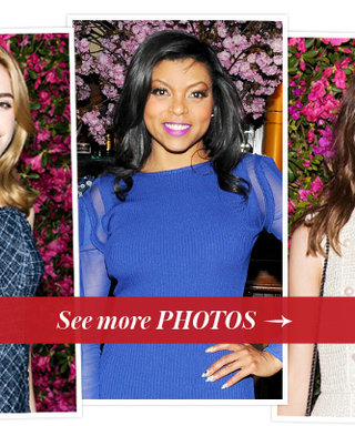 Chanel Toasts to the Tribeca Film Festival With Kiernan Shipka, Alexa Chung, and Taraji P. Henson