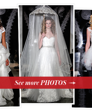 Reem Acra's New Wedding Dress Collection Is Incredibly Beautiful