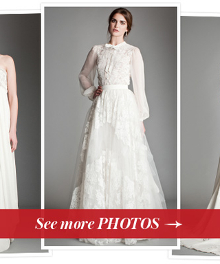 Bridal Fashion Week: Temperley's New Wedding Dress Collection
