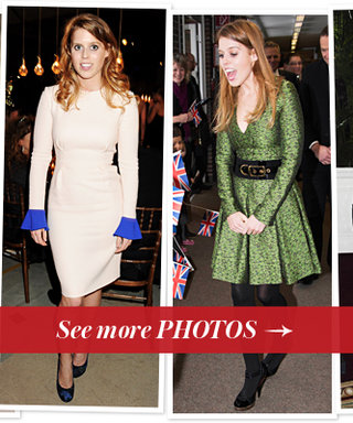 36 Photos of Princess Beatrice's Fashion