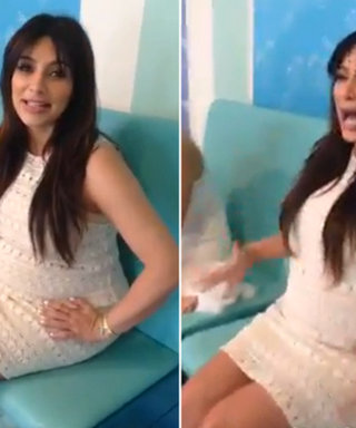 Kim Kardashian's Latest Strange Beauty Treatment: The Fish Pedicure