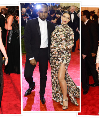 The Met Gala 2013 Fashion: First Look at the Punk-Inspired Red Carpet