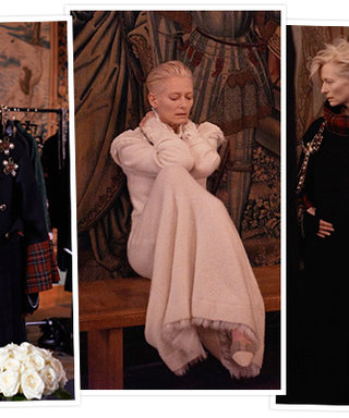 First Look: Tilda Swinton's Chanel Campaign
