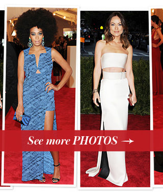 Red Carpet Trend: The Cut-Out Dress
