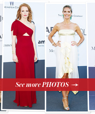 See the Most Beautiful Red Carpet of Cannes: amfAR Cinema Against Aids Gala