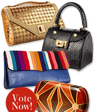 There's Still Time! Vote Today for the Independent Handbag Designer Awards