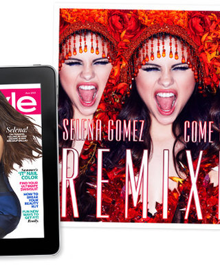 Emma Roberts Loves Selena Gomez's New Remix! We're Giving Away a FREE Download Now