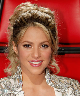 Watch the Video: How to Get Shakira's Makeup Look from The Voice