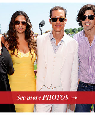 Inside the Party: The Veuve Clicquot Polo Classic With Matthew McConaughey, Ashley Olsen, and More