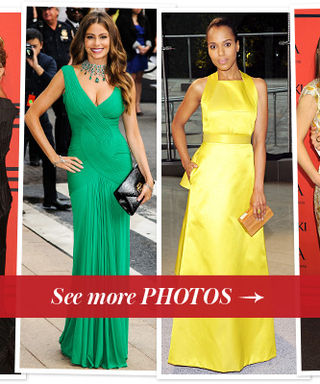 CFDA Awards 2013 Fashion Photos: What Everyone Wore
