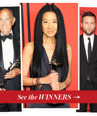 And the Winners of the 2013 CFDA Awards 2013 Are...