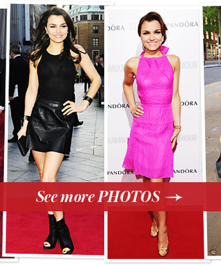 Style Crush: Samantha Barks (a.k.a. Eponine in Les Miserables)