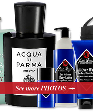 Father's Day Gift Ideas: Our Men's Cologne and Grooming Picks