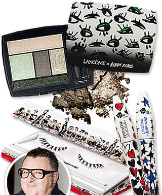 In Stores Today: Alber Elbaz's Collection for Lancôme