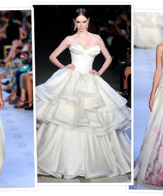 Ring the Wedding Bells! Zac Posen Creates Wedding Dress Collection for David's Bridal