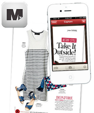 Shop the Pages of InStyle's July Issue With the Magnetique App