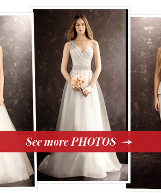 White by Vera Wang for David's Bridal: See the Fall Collection, Now Available