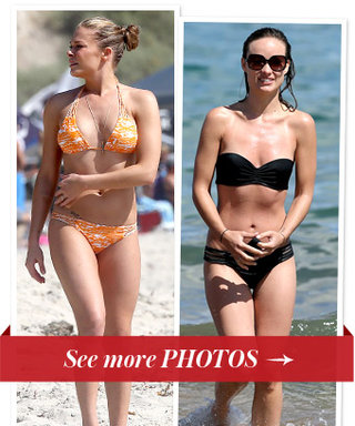 Celebrity Bikinis: LeAnn Rimes and Olivia Wilde, and More
