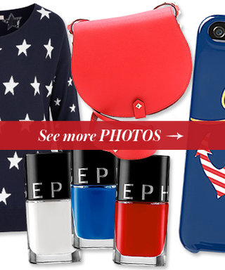 Fourth of July Fashion: 20 Red, White, and Blue Pieces for Your Patriotic Look