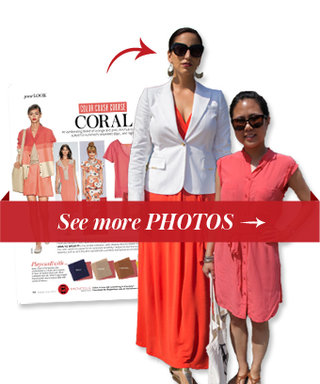Readers of the Week: Inspired by Coral Color Crash Course