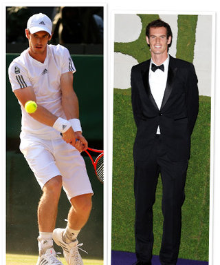 Wimbledon Winner Andy Murray Picks British Brand Burberry for His Victory Outfit