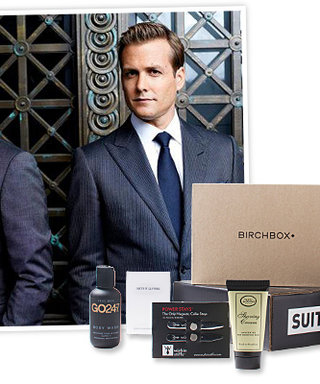 Launch You'll Love: Birchbox Man Creates a Suits-Inspired Sample Set!