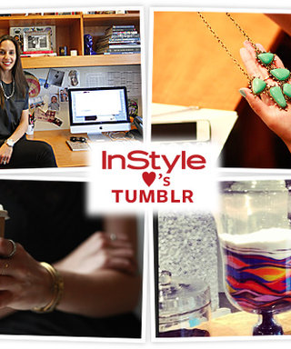 You're Invited Behind-the-Scenes at InStyle Magazine -- Just Follow Our Tumblr!
