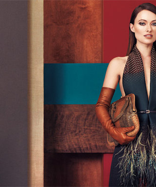 Video: At the Cover Shoot With August Cover Girl Olivia Wilde